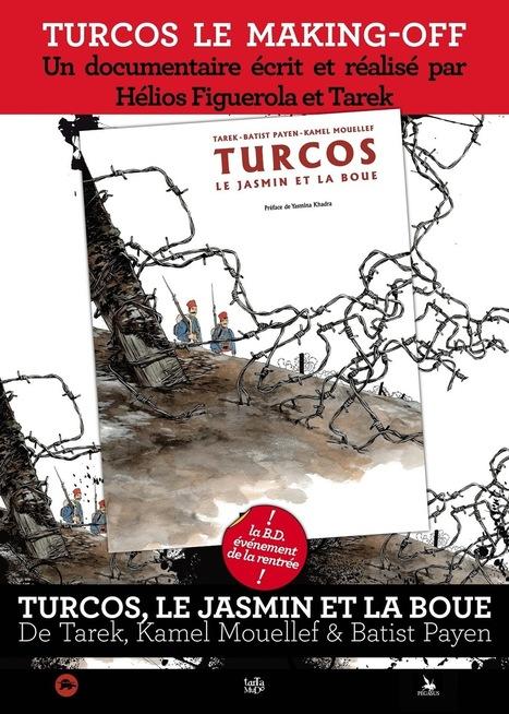 Turcos: Turcos, le making off | Le Malouin | Scoop.it
