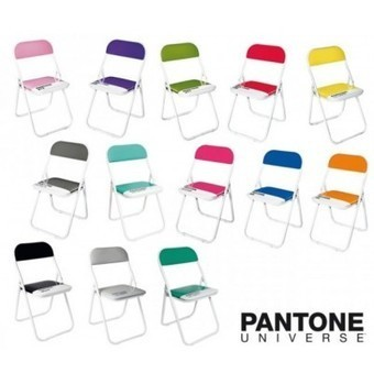 Sedia pieghevole Pantone. Design Seletti   Blank   Oggetti Design Casa Online   Blank   Scoop.it