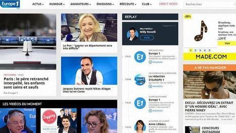Les radios font enfin leur mue sur Internet | LeFigaro | Radio 2.0 (En & Fr) | Scoop.it