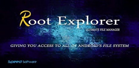 Root Explorer (File Manager) v3.1.9 apk | Android Apps | Scoop.it