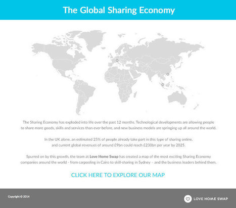 Unlocking And Making The Most Out Of The Sharing Economy | Peer2Politics | Scoop.it