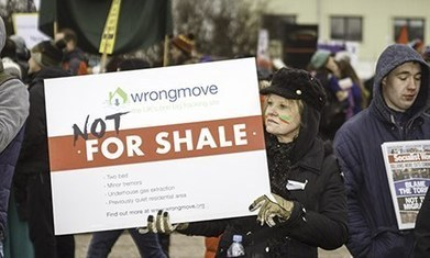Anti-fracking protests fail to halt interest in shale gas | Sustain Our Earth | Scoop.it