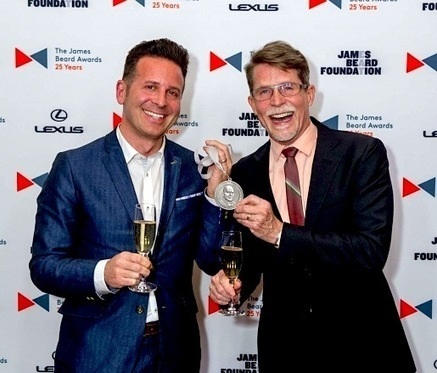 James Beard Awards Takeaway: Good Food is on the Move in the Culinary Community | Food issues | Scoop.it