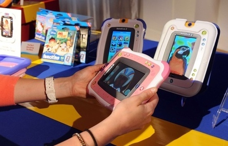 Jouets électroniques: La boutique d'applications VTech piratée | Geek or not ? | Scoop.it