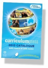 Curriculum Press - 2013 catalogue | SCIS | Scoop.it