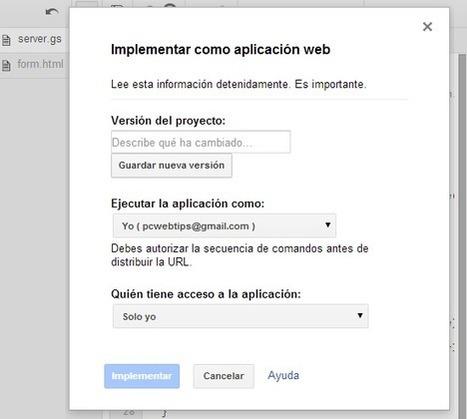 Como recibir archivos en Google Drive de Cualquiera | PCWebtips.com | plasticando | Scoop.it