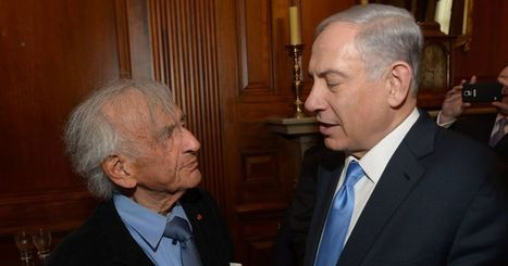 Why Elie Wiesel never caught on in Israel - Culture | For reading | Scoop.it