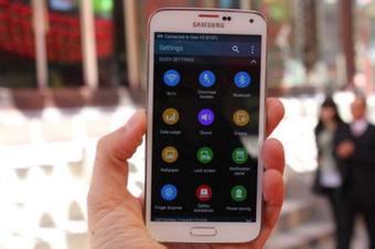 Les 14 applications que vous devez télécharger sur votre Galaxy S5   Actualité mobile, trucs et astuces   Scoop.it