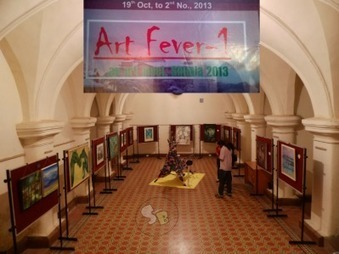Exploring art: Mind Scan Art Society's art gallery at Gaiety Theatre Shimla brings national level artists to Shimla, 15 days of pure art extravaganza   About Shimla   Scoop.it