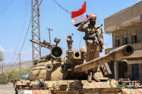 Le Yémen risque de se dissoudre en un « État chaotique » ravagé par des mini-guerres et l'extrémisme | Histoire de la Fin de la Croissance | Scoop.it