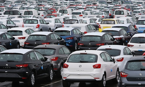 UK new car sales rise at fastest rate for nine years | Macroeconomics (AS & A2) | Scoop.it