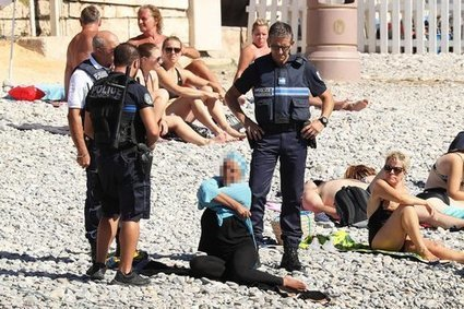 Global youth speak up on burkini ban | Student Voice | Scoop.it