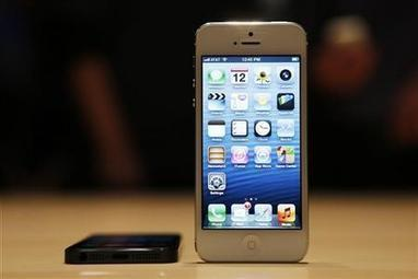 Apple's iPhone 5 puts Europe in 4G slow lane | Reuters | 4G | Scoop.it