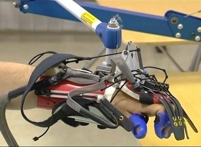 Un guanto robotico per la riabilitazione dopo l'ictus | Disabilità: rispetto, integrazione, aiuto | Scoop.it