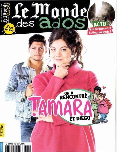 Le Monde des ados n° 372 - 19 octobre 2016 | L'ACTU du CDI | Scoop.it
