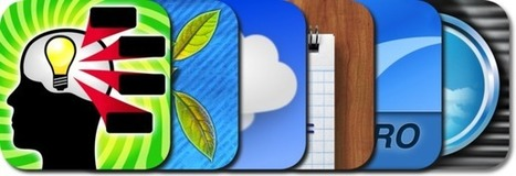 Mind Mapping Apps: iPad/iPhone Apps AppGuide | theLKgeek | Scoop.it