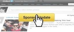 LinkedIn : Arrivée des posts sponsorisés | Digital Martketing 101 | Scoop.it