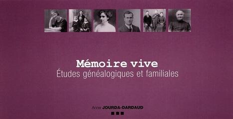 MEMOIRE VIVE / coté Blog: Quatrième bougie | GenealoNet | Scoop.it