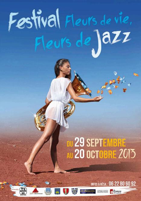 Festival Fleurs de vie, Fleurs de Jazz     L'actualité des festivals en Languedoc-Roussillon : musique et littérature   Scoop.it