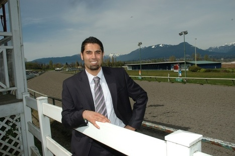 Raj Mutti earns Race Track Industry Program honours | Canada.com | CALS in the News | Scoop.it