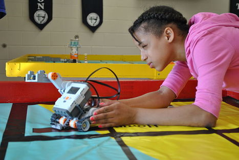 Summer Camps Gaining STEAM | Curious Minds | Scoop.it
