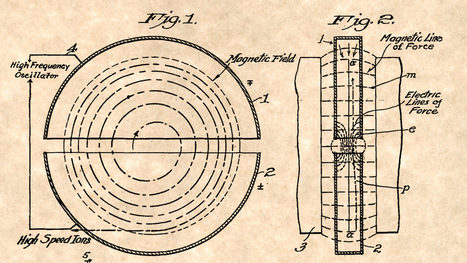 The Cyclotron patent | Nuclear Physics | Scoop.it