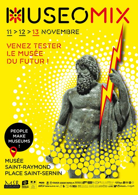 Museomix   Art dans LaiR   Musée Saint-Raymond, musée des Antiques de Toulouse   Scoop.it