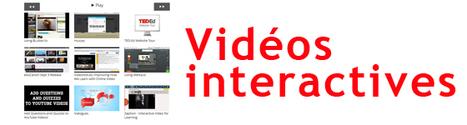 Créer des vidéos interactives (quiz, leçons…) et ranger dans collection | | fle&didaktike | Scoop.it