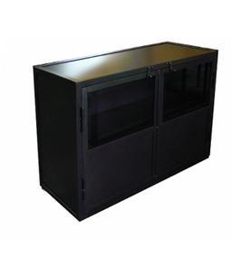 Muebles de estilo industrial de hierro for Armario industrial vintage