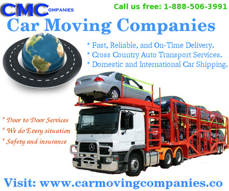 Vehicle Transport Companies ensure safety and insurance | carmovingcompanies | Scoop.it