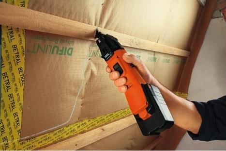 [Outils] Set pour la menuiserie et l'aménagement intérieur | Immobilier | Scoop.it