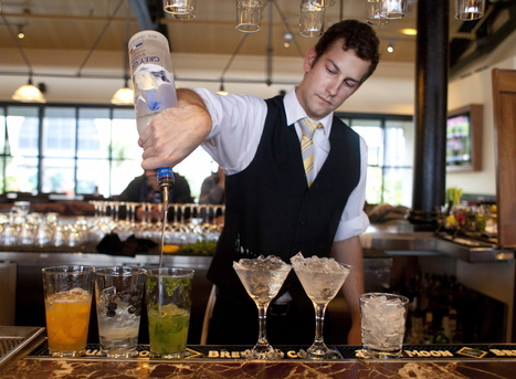 The Road to Success - Bartending Tricks, Techniques and Manner | Business Services | Scoop.it