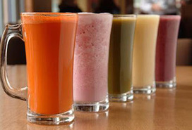 Living A Whole Life: Delicious Raw Juice Recipes | Get Juicy | Scoop.it