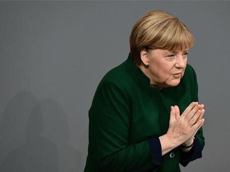 VIDEO: Merkel Says 'Trolls' and 'Fake News' Could Influence German Election | GGG (German, Germans & Germany) | Scoop.it