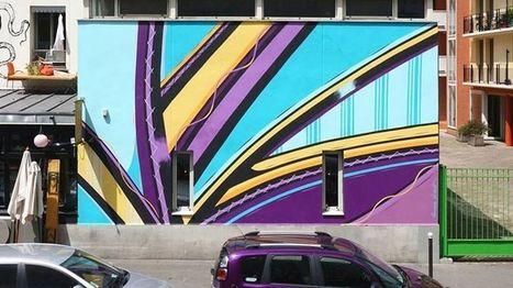Le premier musée de street art en France ouvrira à Paris | What's new in France : Whaff (wine, history, art, food : France) | Scoop.it