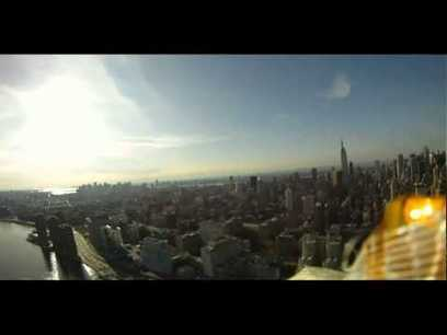 The Best View Of The Big Apple Ever! RC Plane With A Camera Flies Over New York City. Spectacular Footage! | HotHotter | Scoop.it