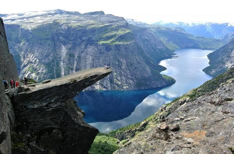 trolltunga | Digital-News on Scoop.it today | Scoop.it