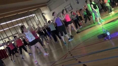 Sh'Bam 15 @ Belgium Mega Event 4 - YouTube   fitness   Scoop.it