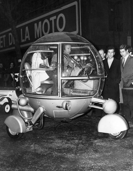 VINTAGE AUTOMOBILES | Future Motorcycling to Infinity and Beyond! | Scoop.it