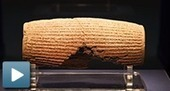 The Cyrus Cylinder: An Artifact Ahead of Its Time | Geography Education | Scoop.it