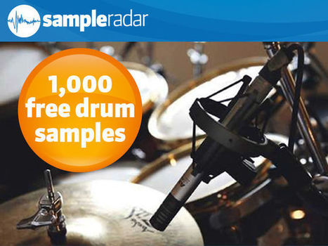110 free samples packs : download drum kits, loops, hits and more... | DIY Music & electronics | Scoop.it
