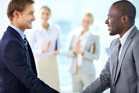 Business Etiquette: How To Make A Correct Greeting | Careers | Scoop.it
