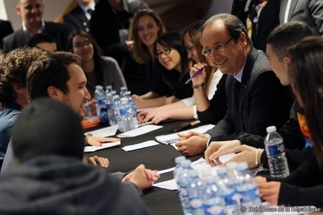 15 jeunes demandent une démocratie plus ouverte à Hollande | Cercle des Cultures de Belleville | Scoop.it