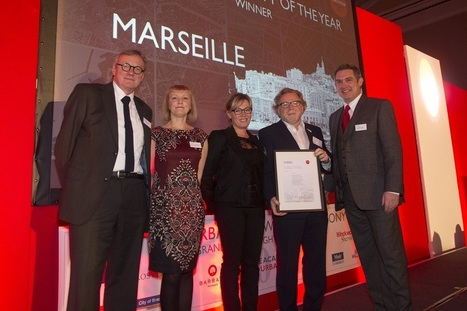 Marseille remporte le Prix de la Ville Européenne 2014 - Urbanism Awards   Culture urbanistique   Scoop.it