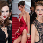 Photos best-of sexy Cannes 2016 : Les seins d'Elsa Zylberstein et Gaïa Weiss, la culotte de Bella Hadid… | Radio Planète-Eléa | Scoop.it