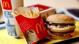 Mobile Orders May Be The Future of McDonald's | Mobile Marketing Watch | Customer Experience | Scoop.it