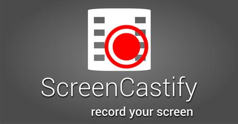 Screencasts maken vanuit je browser - iROCvanTwente | Onderwijs, ICT, Internet | Scoop.it