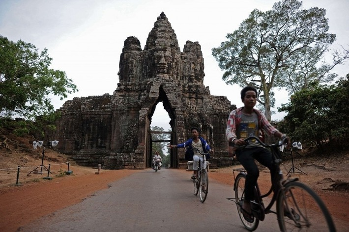 The cheapest way to visit Angkor, Cambodia | The Washington Post | Kiosque du monde : Asie | Scoop.it