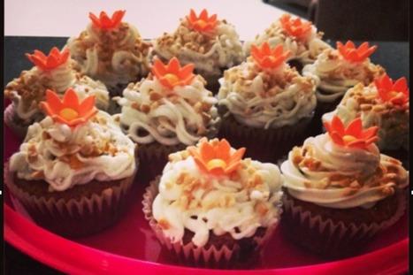 The Carrot Cupcake Concoction [Vegan] | My Vegan recipes | Scoop.it