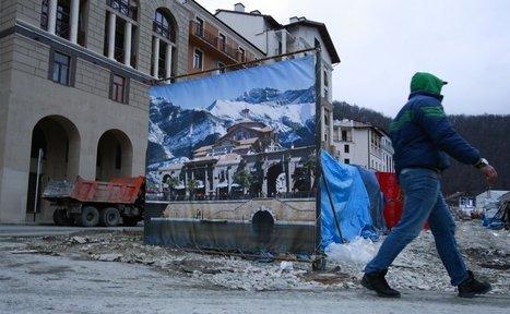 For media in Sochi, it's more Potemkin village than Olympic village - Los Angeles Times | Journalismi | Scoop.it